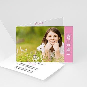 Vormsel - Bruidsuikers roze - 5