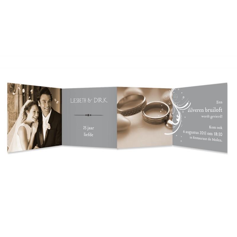 Jubileumkaarten huwelijk - Argentissime 16000 thumb