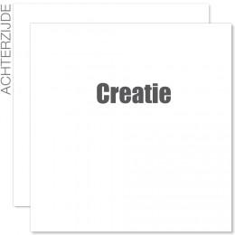 Kaart  Uw creatie