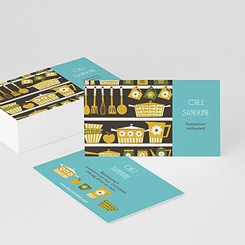Visitekaartjes - visitekaartjes 4443 - 2