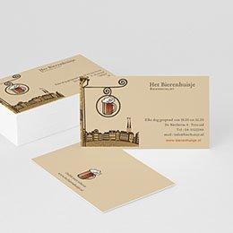 Visitekaart Professionnel Bierhuisje
