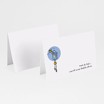 Personaliseerbare plaatskaartjes voor verjaardag - 50 jaar liefde - 1
