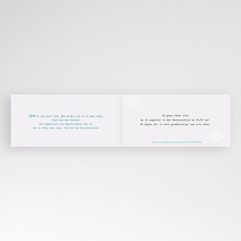Jubileumkaarten huwelijk - Al zo lang samen 17317 thumb