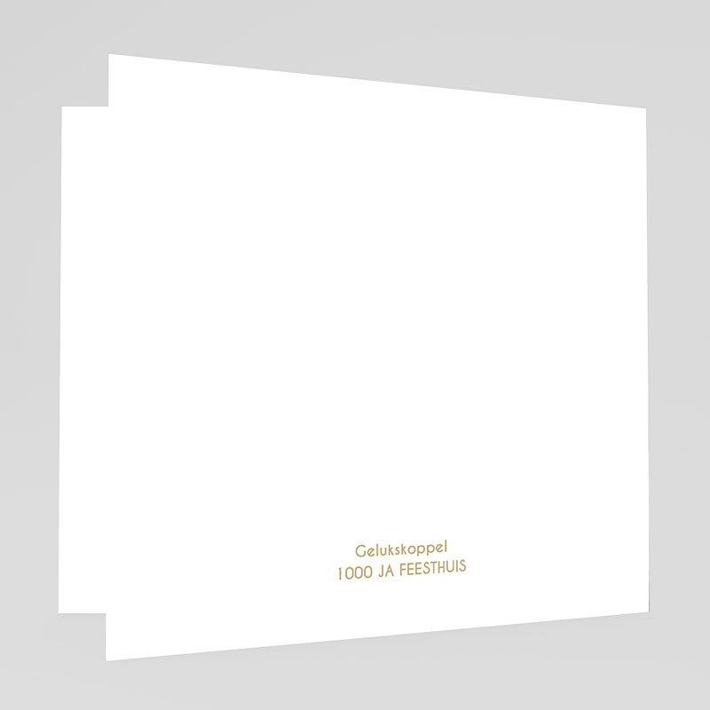 Trouwkaarten met Foto Mozaiek trouwkaart gratuit