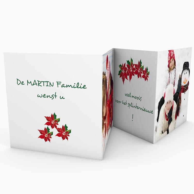 Kerstkaarten 2019 - Kerstwens leporello 18021 thumb