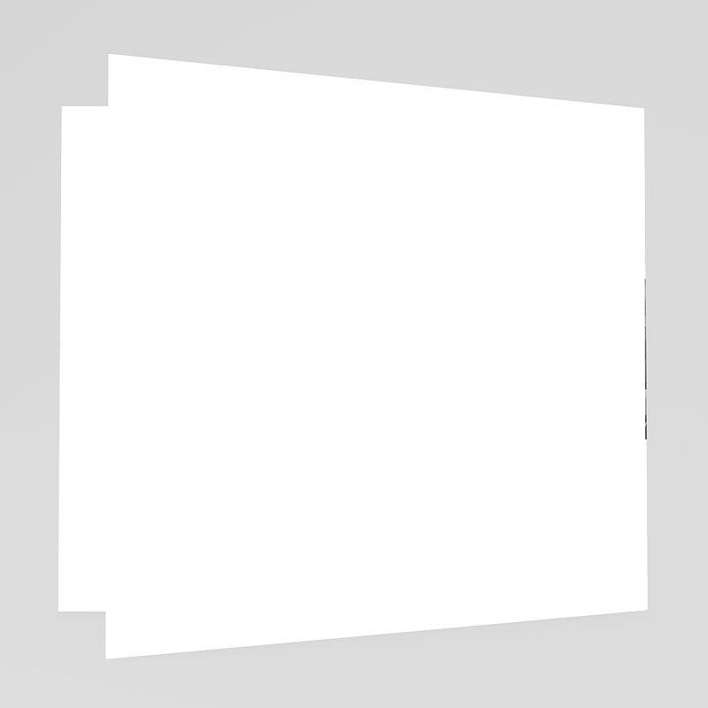 Trouwkaarten met foto - Omringd met beelden 18098 thumb