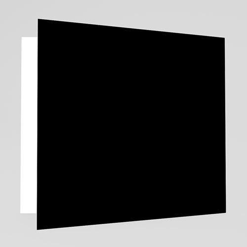 Bar mitsva uitnodiging - Zwart tefilines 18484 thumb