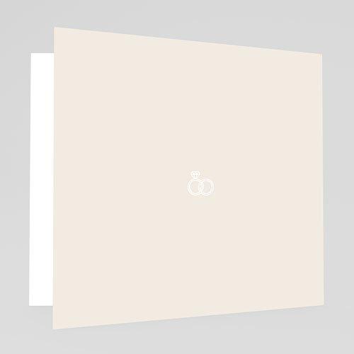 Personaliseerbare trouwkaarten - Huwelijk mozaiek 18486 thumb