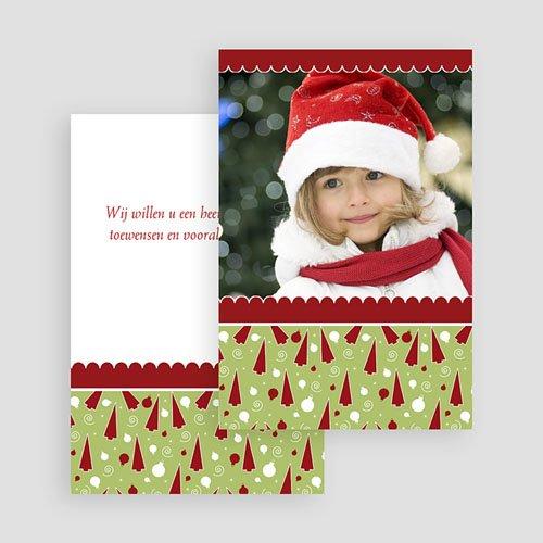 Kerstkaarten 2018 - Kerstkaartje Kerstwens 2221 18603 thumb