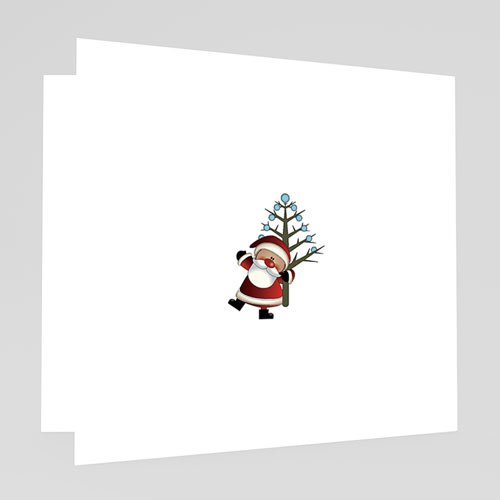 Kerstkaarten 2018 - Kerstkaartje Kerstwens 2224 18605 thumb