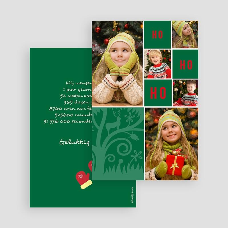 Kerstkaarten onze wens gratuit