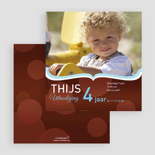 Verjaardagskaarten jongens Verjaardag open boek gratuit