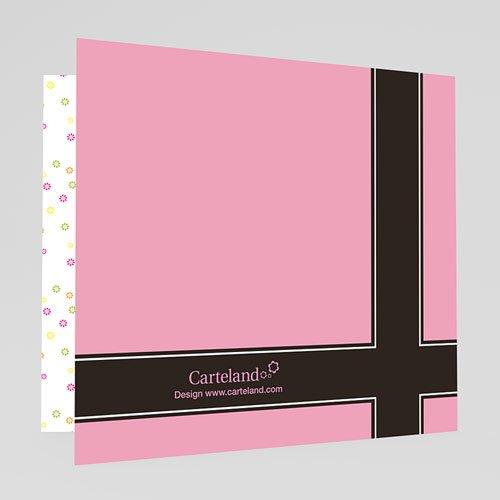 Geboortekaartje meisje - Een roze bonbon 19200 thumb