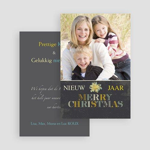 Kerstkaarten Merry Christmas gratuit