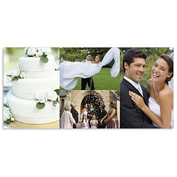 Bedankkaartjes huwelijk - Vrolijke boom - 3