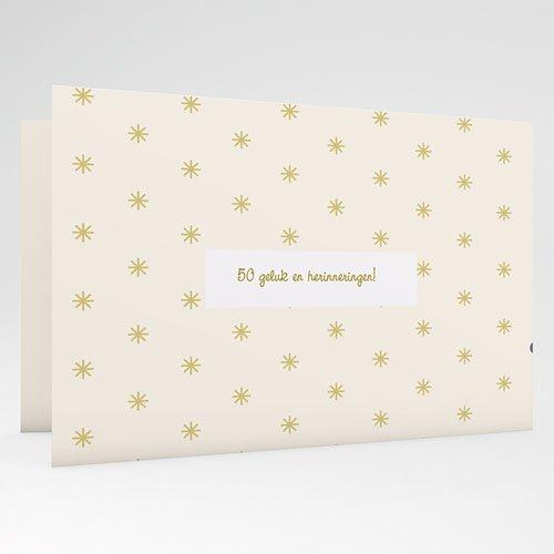 Jubileumkaarten huwelijk - Door liefde 20565 thumb