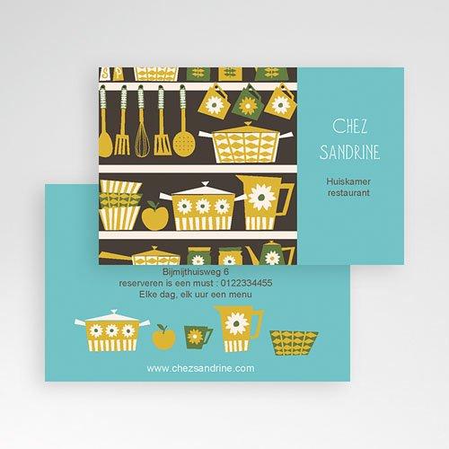 Visitekaartjes - Restaurant 21306 thumb