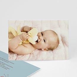 Bedankkaartje geboorte dochter -  - 7