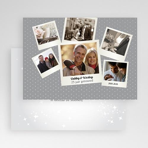Jubileumkaarten huwelijk - feestkaart 21787 thumb