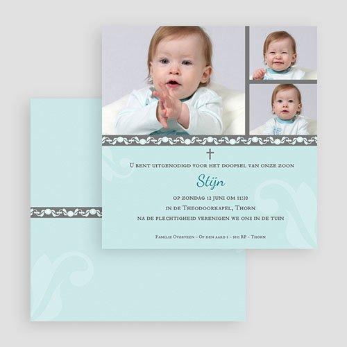 Doopkaartje jongen - doopkaart 03458 21847 thumb