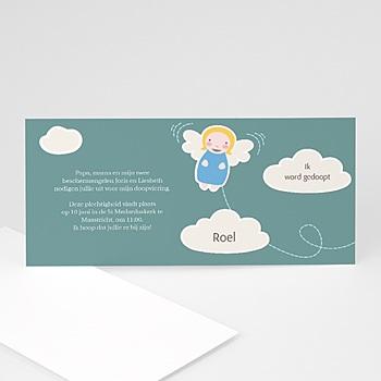 Doopkaartje jongen - doopkaart 4480 - 1
