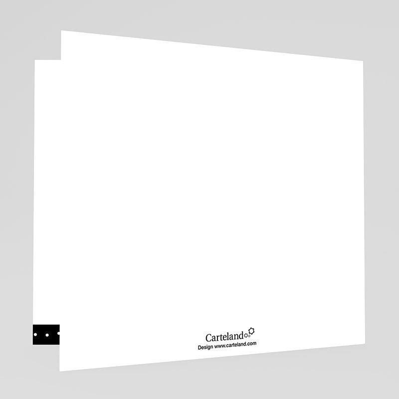 Trouwkaarten - Trouwkaart model 4517 22440 thumb