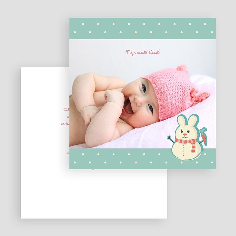 Kerstkaarten 2019 - fotopersonaliseerbare wenskaart 22761 thumb