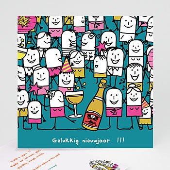 Kerstkaarten 2019 champagne