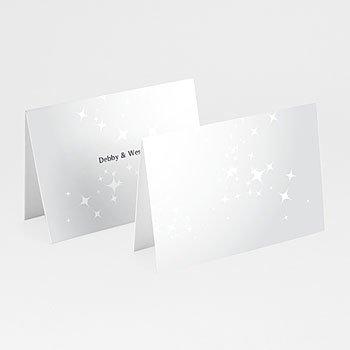 Personaliseerbare plaatskaartjes voor verjaardag - pêle-mêle retrospectif - 1
