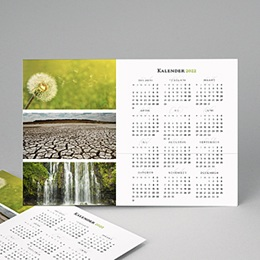 Professionele kalender Water, Earth & Air