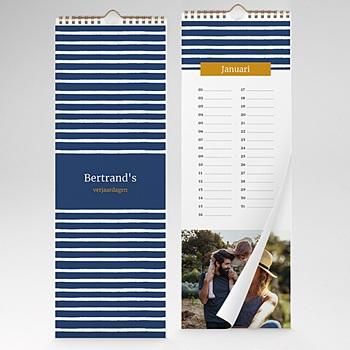 Eeuwigdurende Kalender 2020 - Maritieme kalender - 1