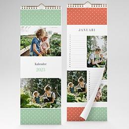 Jaarkalender - Bolletjeskalender - 1