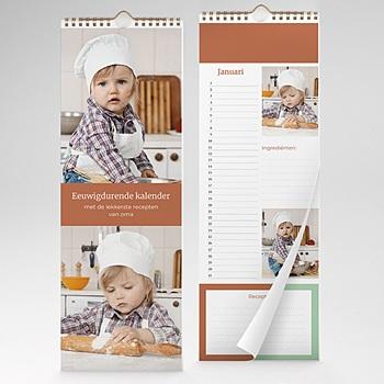 Eeuwigdurende Kalender 2020 - Keukenkalender - 1