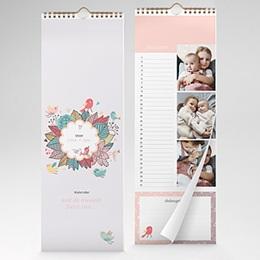 Kalender Loisirs klein meisje