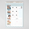 Personaliseerbare kalenders 2019 - Zoon kalender 23229 thumb