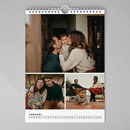 Muurkalender A3 Ontelbare herinneringen