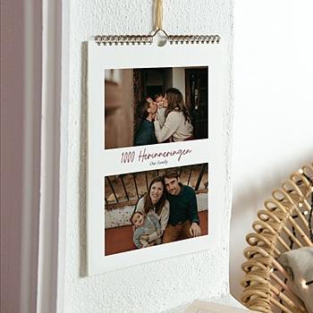 Muurkalender 2020 - Ontelbare herinneringen - 1