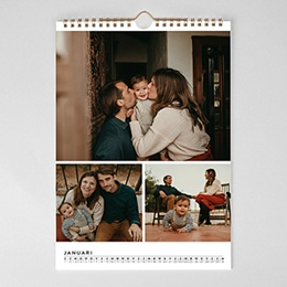 Personaliseerbare kalenders 2018 - Ontelbare herinneringen - 1
