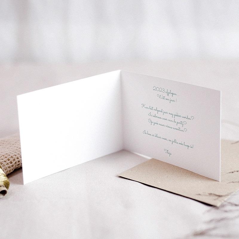 Kerstkaarten 2019 - Verkleedkaart 23592 thumb