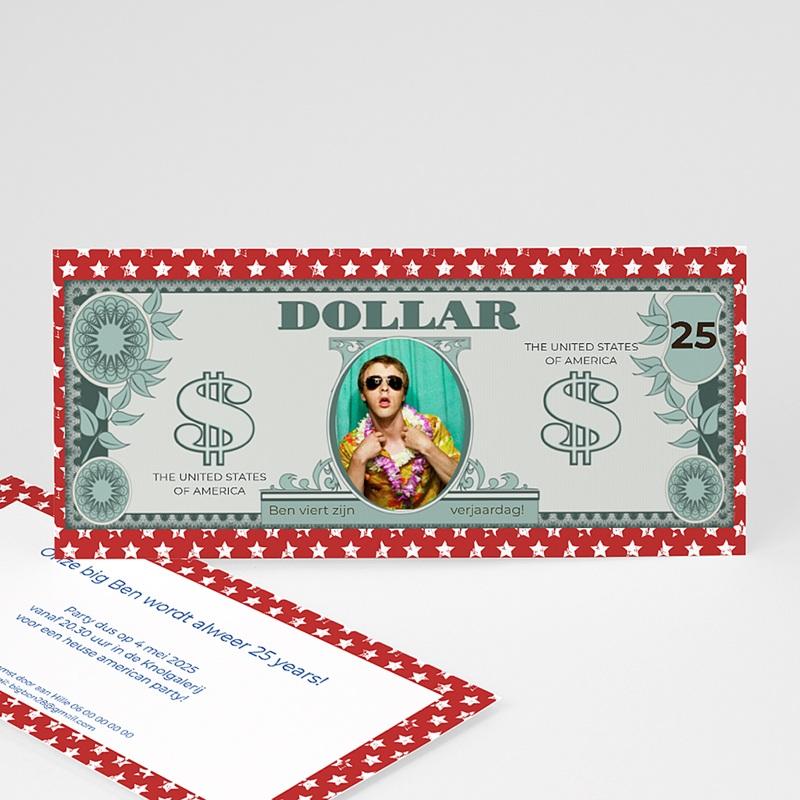 Verjaardagskaarten volwassenen - Amerikaanse dollar 23652 thumb