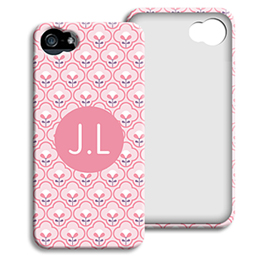 Case iPhone 5/5S - Pink lady case - 1