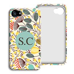Smartphone case bedrukken - Bloemen case - 1