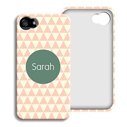 Smartphone case bedrukken - Mijn motief - 1