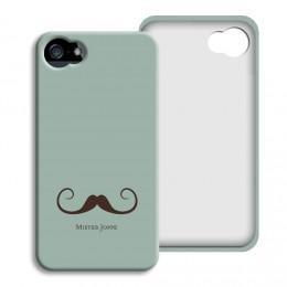 Smartphone case bedrukken - Gentleman - 1