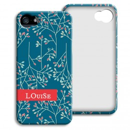 Case iPhone 5/5S - Kerst-case - 1