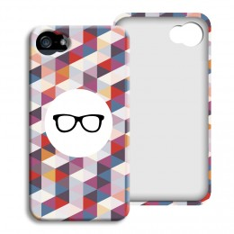 Smartphone case bedrukken - Smart motief - 1