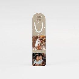 Boekenlegger Kado Foto-personaliseerbaar cadeau/object