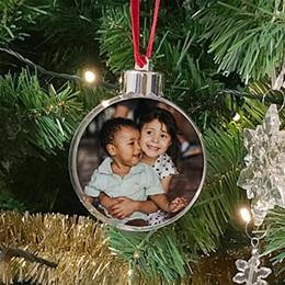 Kerstversiering - Boule de Noël Photo - 1