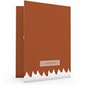 Personaliseerbare trouwkaarten - Gesmolten chocolade 24066 thumb
