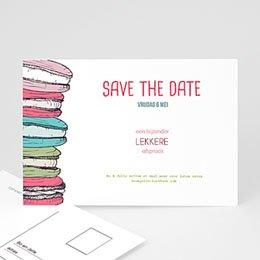 Save the date Huwelijk Lekker zoet